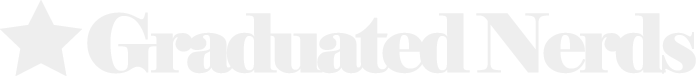 Graduated Nerds logo